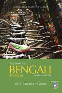 Beginner s Bengali  Bangla  PDF