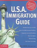 United States of America Immigration Guide PDF
