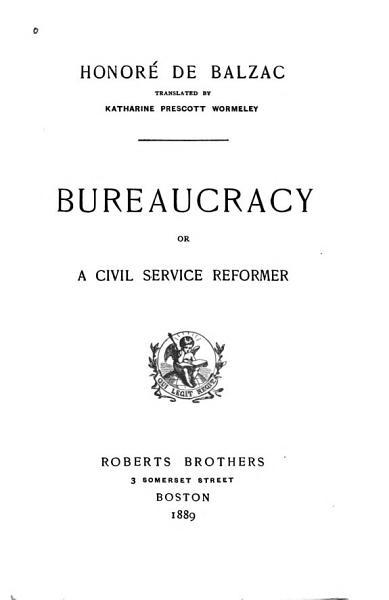 Download Bureaucracy Book