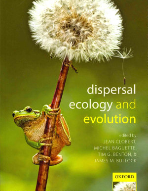 Dispersal Ecology and Evolution PDF