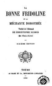 La Bonne Fridoline et la méchante Dorothée