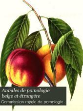 Annales de pomologie belge et étrangère: Volume3