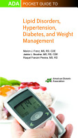 ADA Pocket Guide to Lipid Disorders  Hypertension  Diabetes  and Weight Management PDF