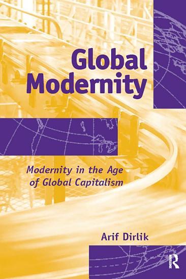 Global Modernity PDF