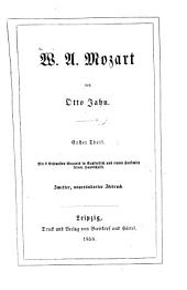 W. A. Mozart: 1