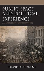 Public Space and Political Experience