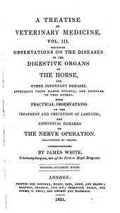 Treatise on Veterinary Medicine ...