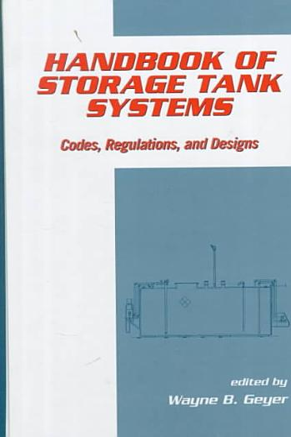 Handbook of Storage Tank Systems PDF