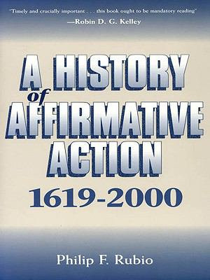 A History of Affirmative Action  1619 2000 PDF