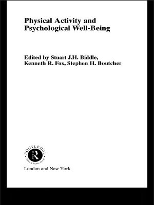 Physical Activity and Psychological Well Being