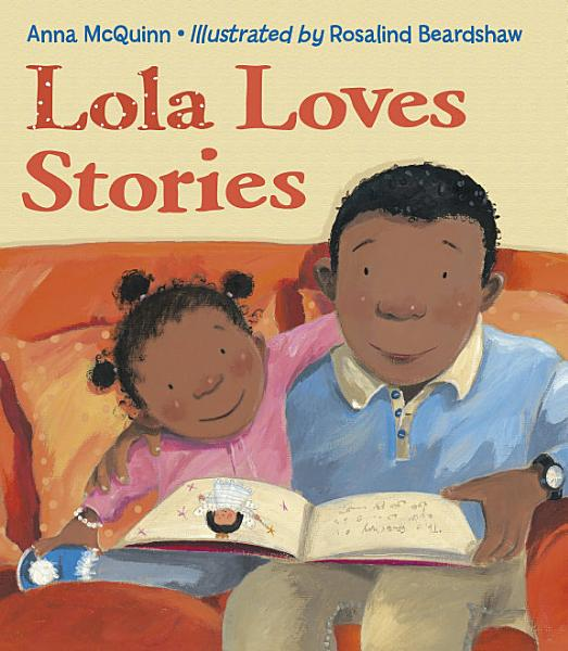 Download Lola Loves Stories Book