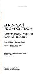 Australian Literary Studies PDF