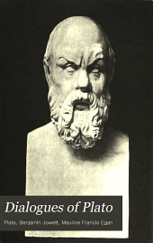 Dialogues of Plato: Containing The Apology of Socrates, Crito, Phaedo, and Protagoras