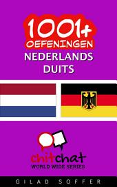 1001+ Oefeningen Nederlands - Duits