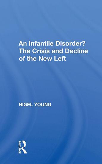 An Infantile Disorder  PDF