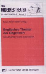 Englisches Theater der Gegenwart