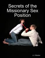 Secrets of the Missionary Sex Position PDF