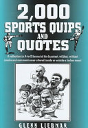 2000 Sports Quips and Quotes