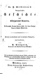 Kurzgefaßte Geschichte des Königreichs Bayern