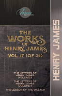 The Works of Henry James  Vol  17  of 24  PDF