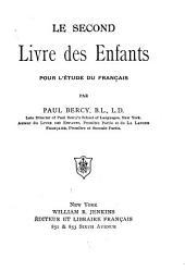 Le second livre des enfants pour l'étude du français: Livre2