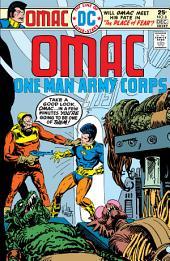 O.M.A.C. (1974-) #8