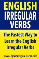 English Irregular Verbs PDF