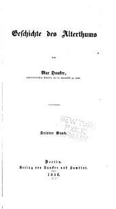 Geschichte des Alterthums: Die Griechen von den Anfängen geschichtlicher Kunde bis zur Erhebung des Volkes gegen den Adel, 1300-630 v. Chr