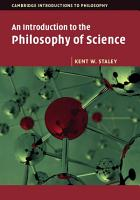An Introduction to the Philosophy of Science PDF