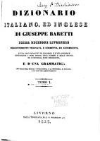 Dizionario Italiano  Ed Inglese PDF