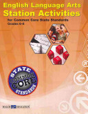 English Language Arts Station Activities for Common Core State Standards  Grades 6 8
