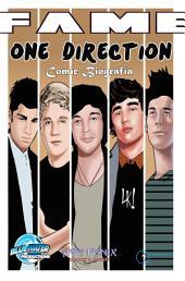 One Direction.Comic Biografia: Fame, comic en español.