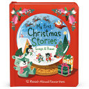 My First Christmas Stories   Poems Book