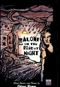 Alone on the Road at Night Book
