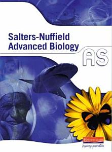 Salters Nuffield Advanced Biology As Student Book Book