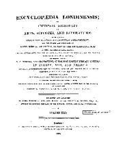 Encyclopaedia Londinensis: Volume 23