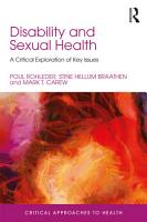 Disability and Sexual Health PDF