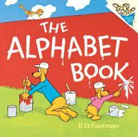 The Alphabet Book PDF