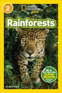 National Geographic Readers  Rainforests  L2  PDF