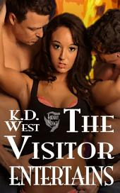 The Visitor Entertains: A Friendly MMF Ménage Tale