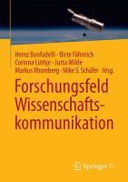 Forschungsfeld Wissenschaftskommunikation PDF