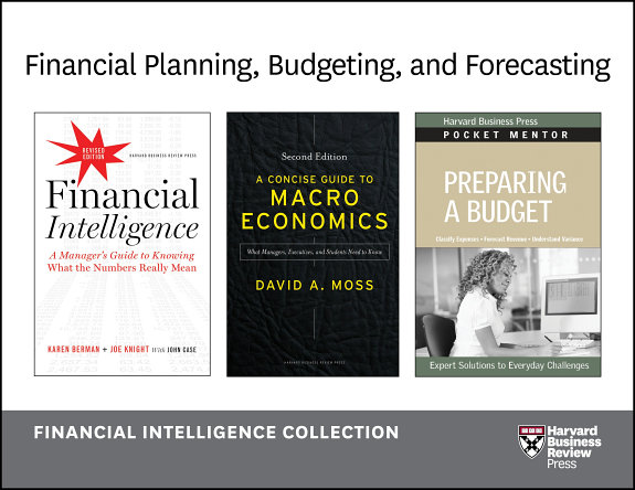 Financial Planning  Budgeting  and Forecasting  Financial Intelligence Collection  7 Books  PDF