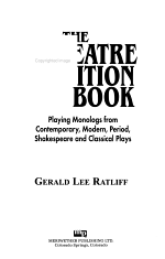 The Theatre Audition Book
