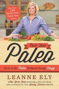 Part Time Paleo Book