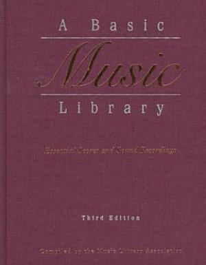 A Basic Music Library PDF
