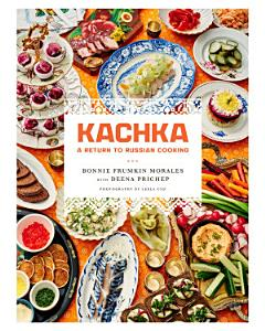 Kachka Book