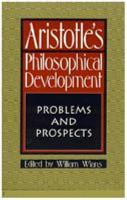 Aristotle s Philosophical Development PDF