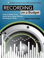 Recording on a Budget PDF