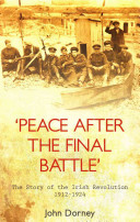 Peace After the Final Battle  Book