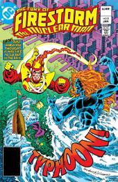 The Fury of Firestorm (1982-) #8